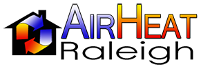 Air Heat Raleigh Logo Heating and Air conditioning Repair