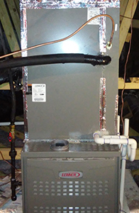 Gas furnace repair and heat heat exchanger